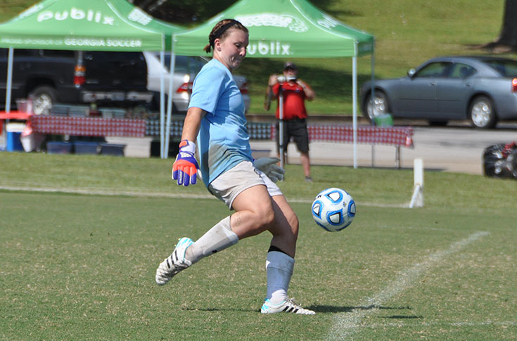 Women's Soccer: Panthers close out weekend road with USA South match at N.C. Wesleyan
