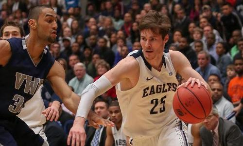 From Sweet to Elite: UMW Men's Basketball Tops Va. Wesleyan, 74-70, in NCAA Sectional Semifinal