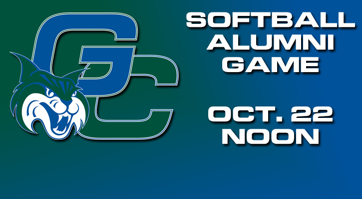 GC Softball to Host Alumni Game Oct. 22