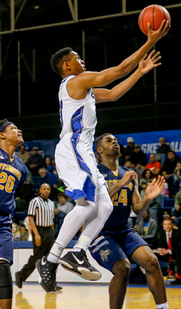 CNU may need to rely more on Aaron McFarland to help Tim Daly and Marcus Carter succeed this season.