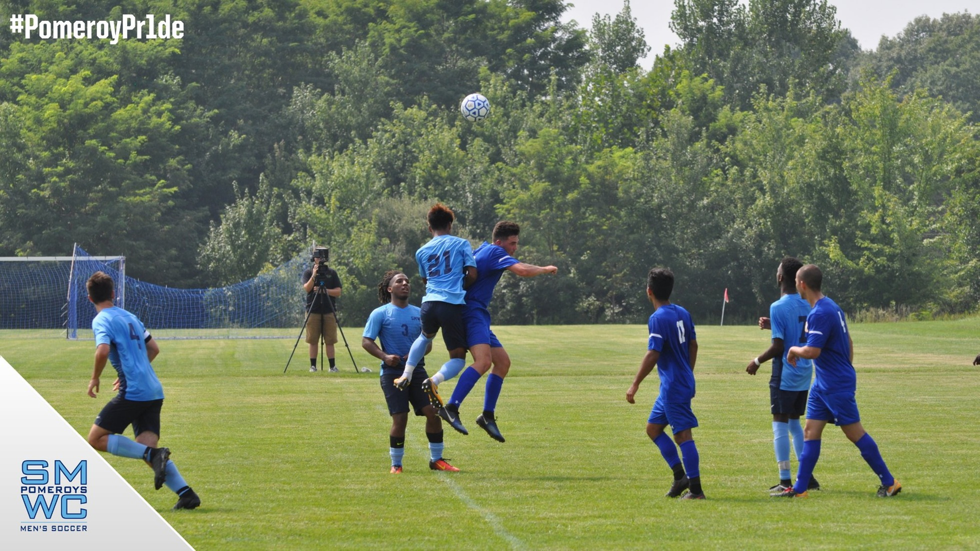 Inaugural Men's Soccer Match Ends With A Loss
