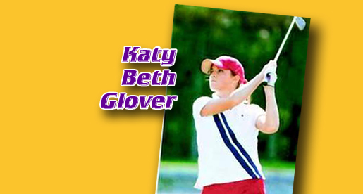 Signee Katy Beth Glover named Jackson Sun Golfer of the Year
