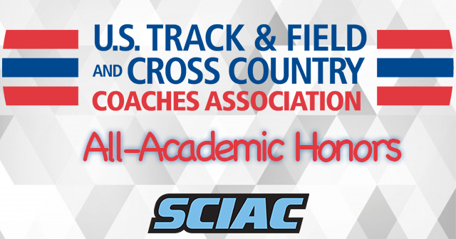 SCIAC Cross Country Teams and Student-Athletes Garner All-Academic Awards