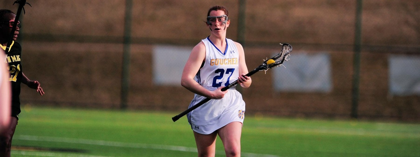 Goucher Women's Lacrosse Battles Nationally-Ranked Catholic On Wednesday At Home