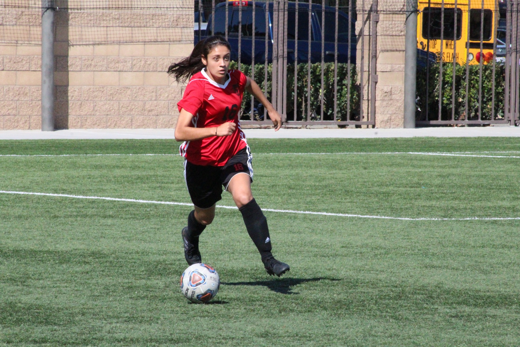 No. 10 Santa Ana Women's Soccer Falls to No. 5 Santiago Canyon 2-1 on Late Goal
