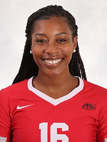 Nadia Moore, WVB, Offensive, Cortland