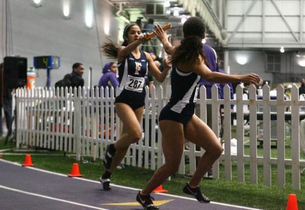 Brown Sets 60m School Record at NAU Challenge