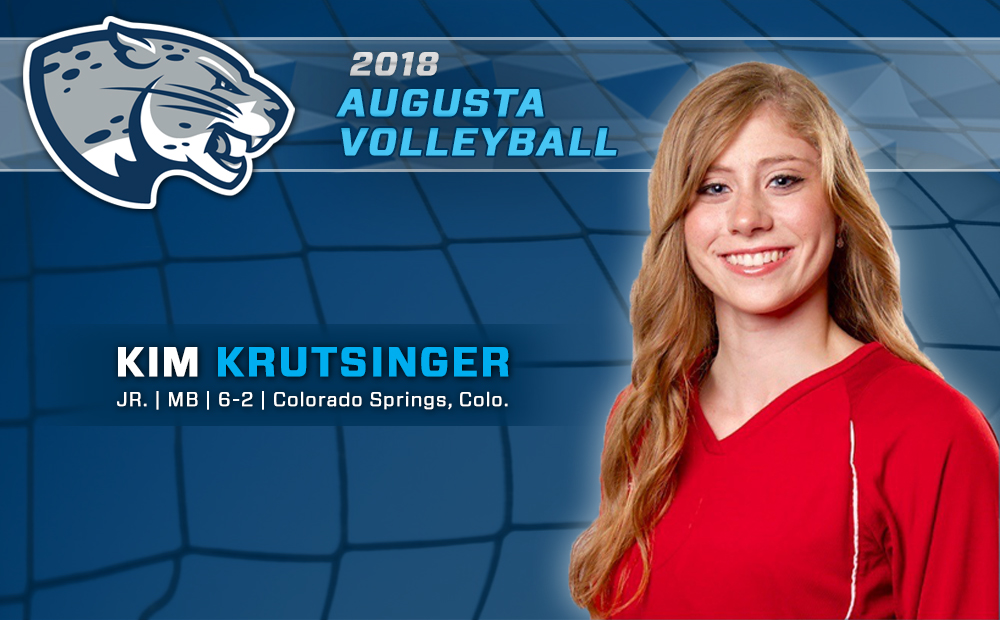 Volleyball Adds Kim Krutsinger To Complete 2018 Roster