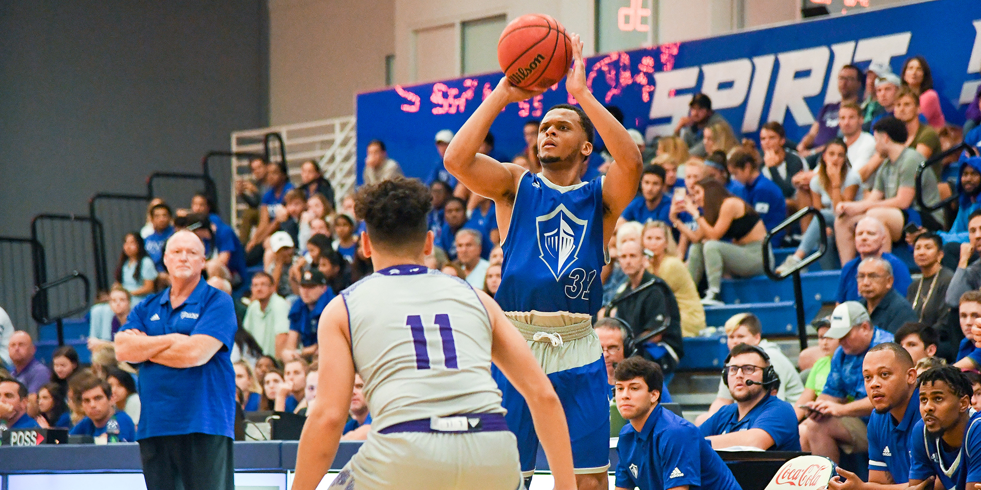 Fighting Knights Pick up SSC Opening Win