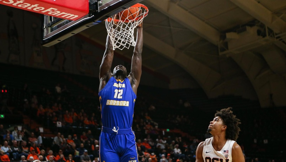 Amadou Sow (Photo by Gary Breedlove)