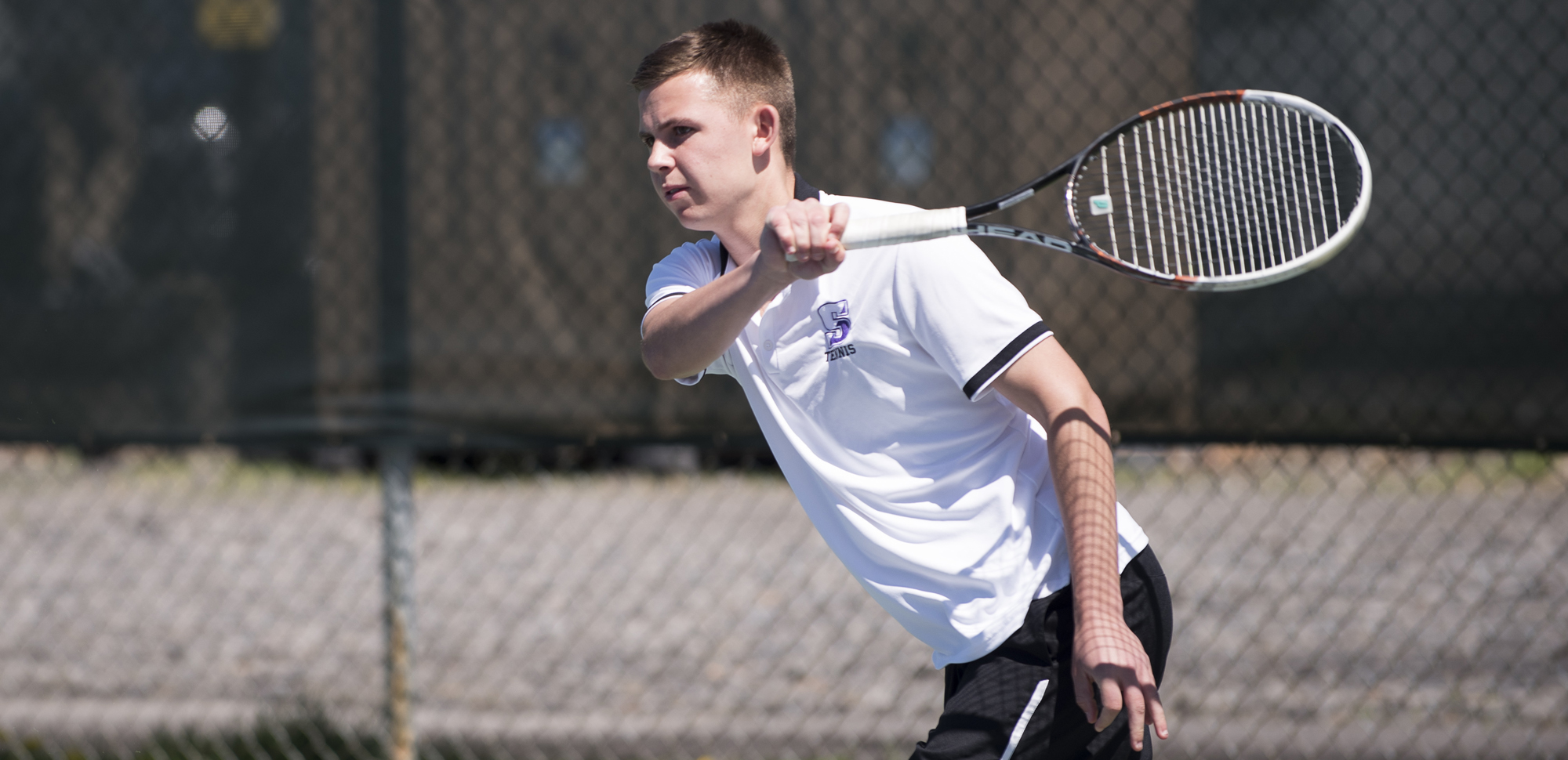 Alexander Ochalski helped the Royals to a a victory in Monday's spring opener against Franciscan.