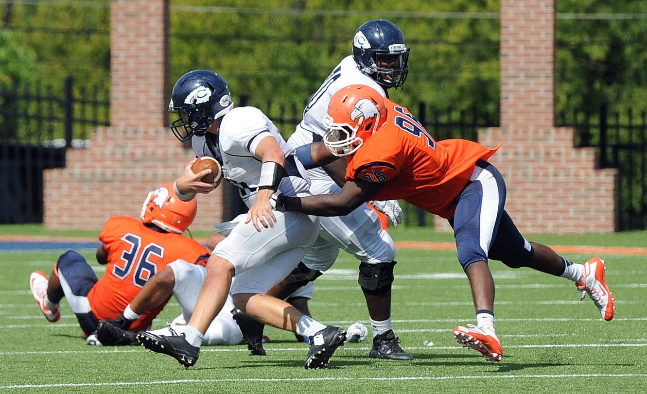 Better Know The Opponent, Week 3: Catawba