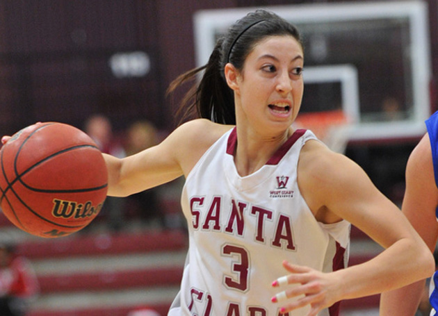 Santa Clara Women Host Portland Thursday Night at 7 p.m.