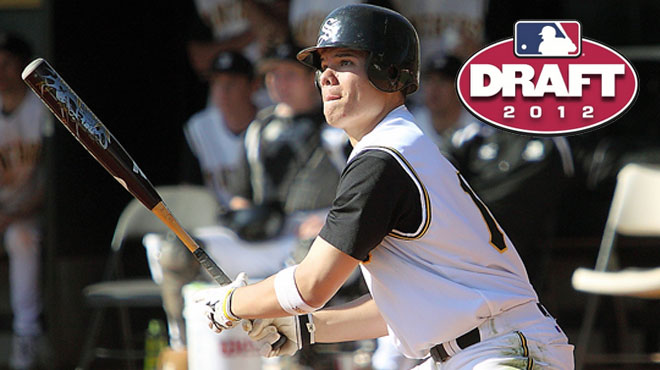 Money(Ball)!; BSC's Maxwell drafted by Oakland A's in Second Round of MLB Draft