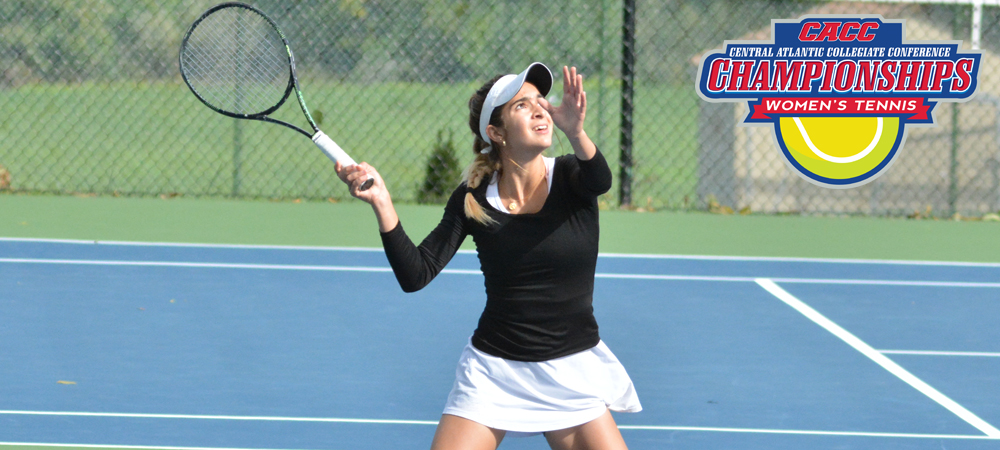 Women's Tennis Defeats Jefferson In Opening Round Of CACC Championship 4-0