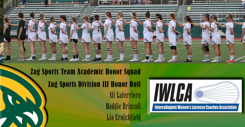 Women's Lacrosse Earns National Academic Accolades