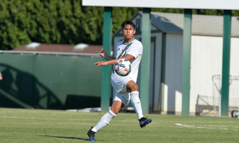 MEN'S SOCCER TAKES TOUGH ROAD LOSS, FALLS 3-1 AT FULLERTON
