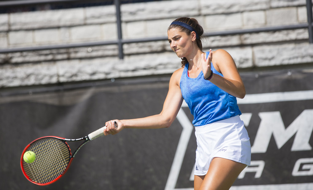 Women's Tennis Off to Strong Start at ITA South Regional Championships