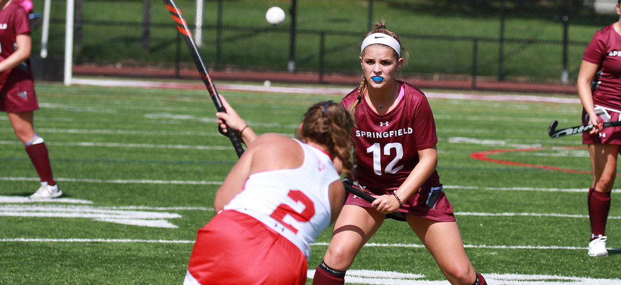 Field Hockey Storms Past Mount Holyoke, 6-0