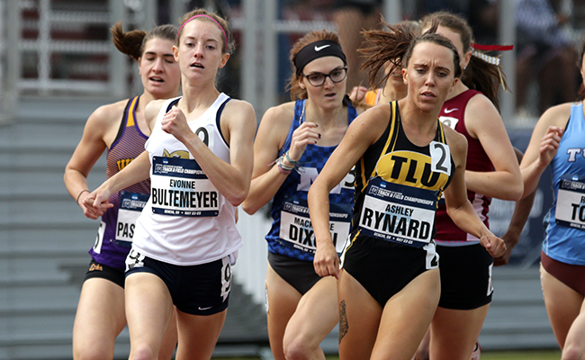 Bultemeyer Advances to Finals of 800m at NCAA Outdoor Nationals