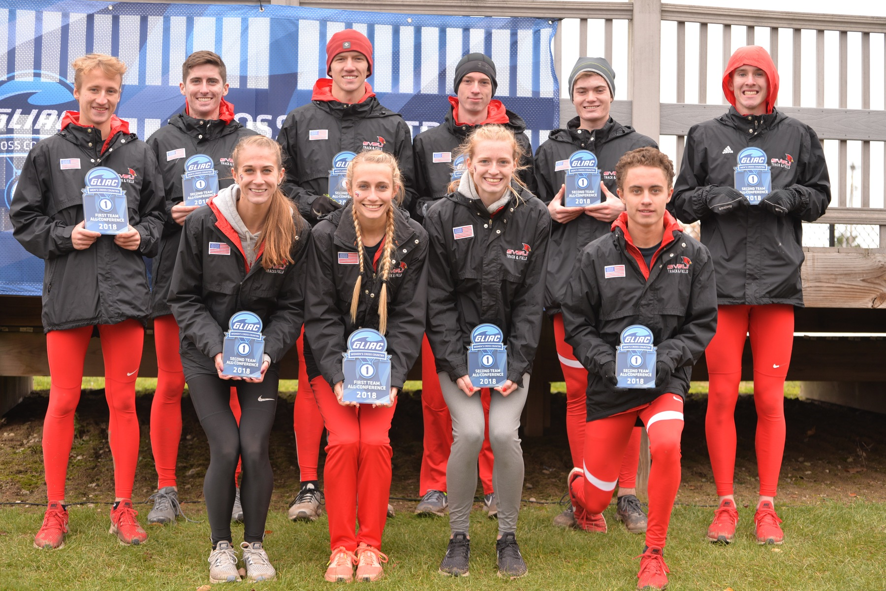 Men Take 2nd, Women Finish 3rd at GLIAC Championships
