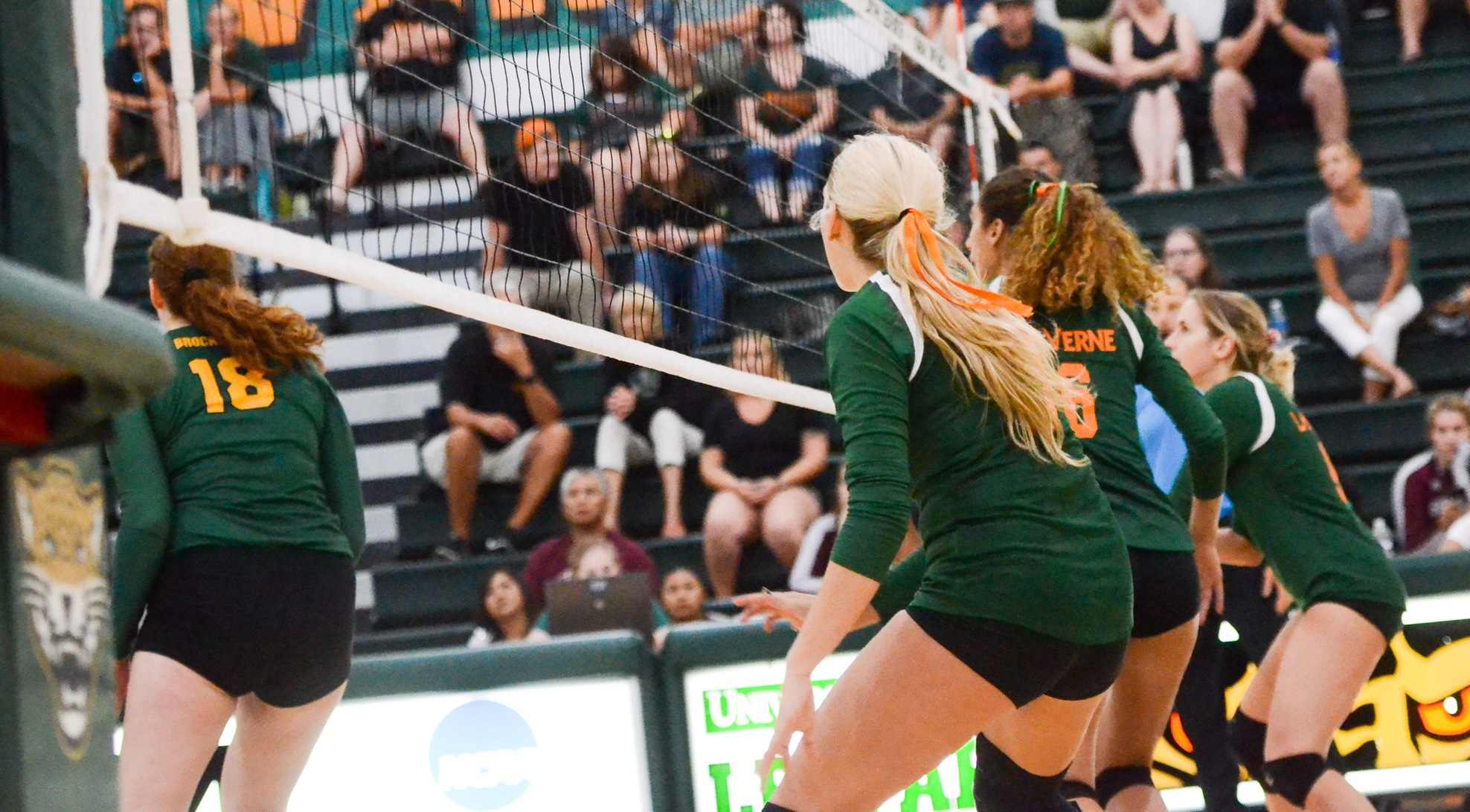 No. 15 La Verne splits matches on second day of MIT Invite