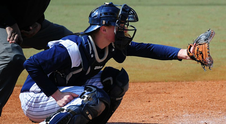 Bobcat Baseball Splits Doubleheader at UNC Pembroke