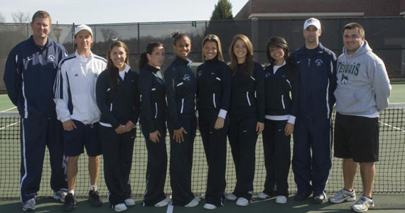 Women's Tennis Ranked Sixth in Latest NCAA Regional Poll