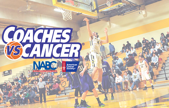 The Wentworth basketball teams will team up with the American Cancer Society and participate in the Coaches vs. Cancer initiative on February 17