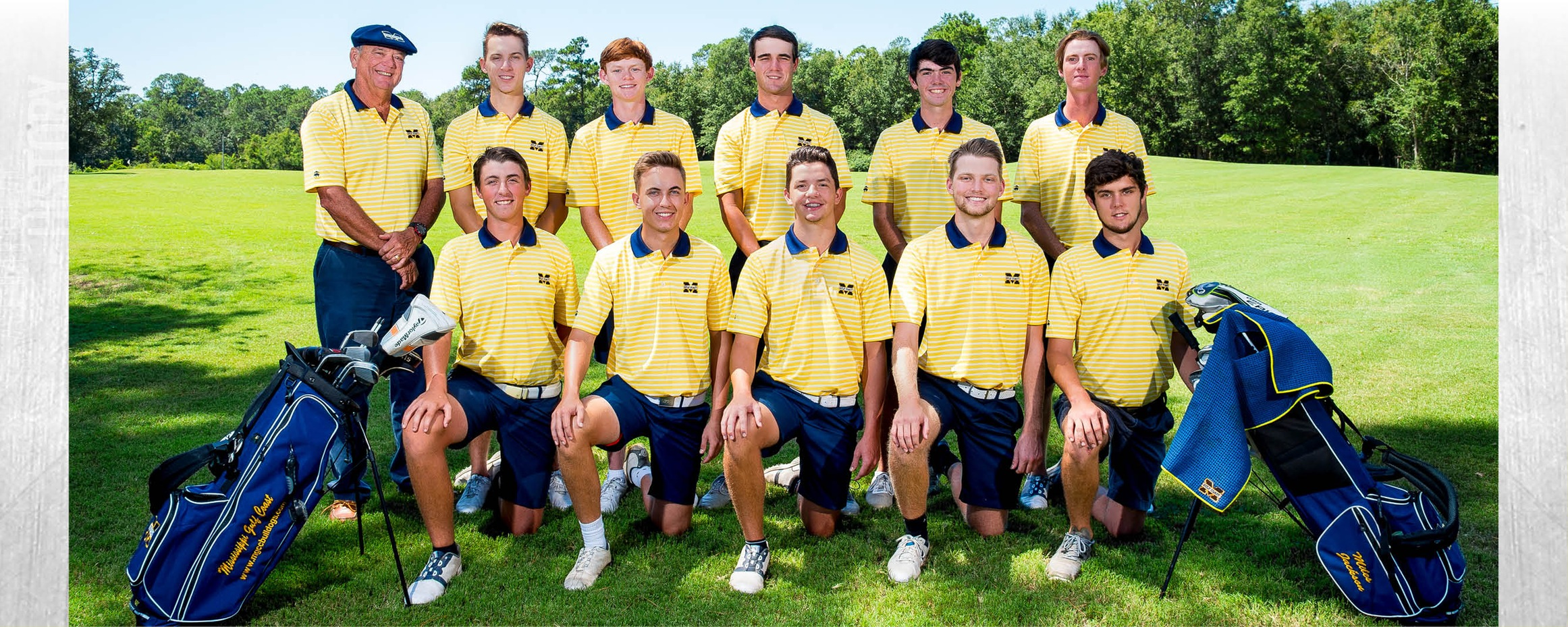 No. 1 MGCCC tees it up