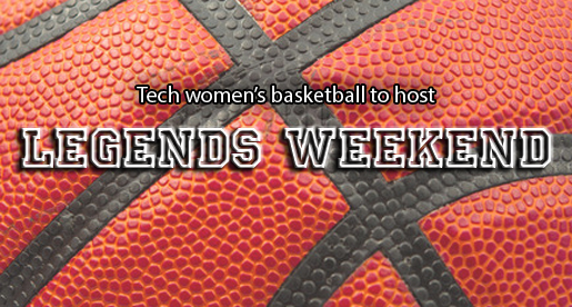 Winning tradition, history recognized as women's basketball hosts Legends Weekend