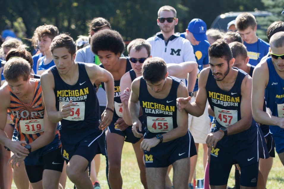 Photo for Wolverine Cross Country with Strong Showing at Muskegon