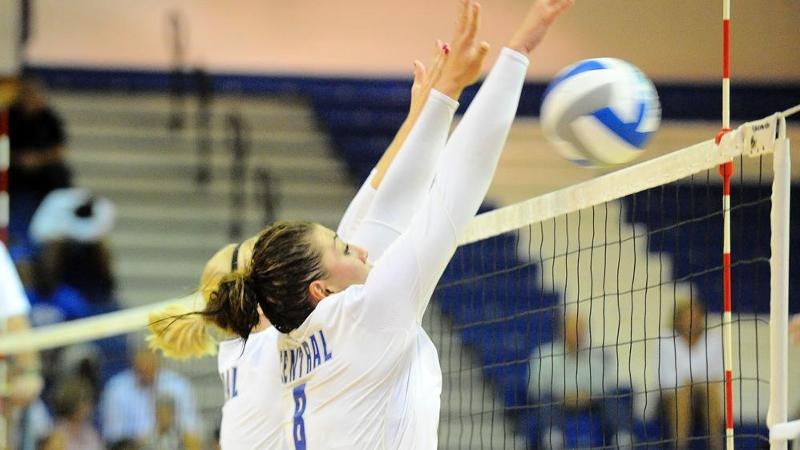 Volleyball Wins Seventh Straight Match