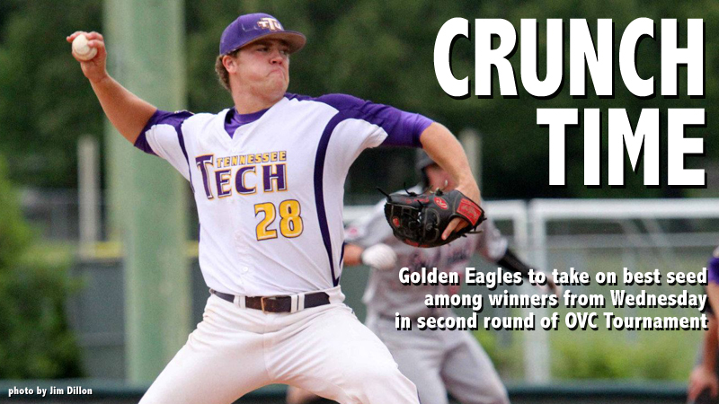 Golden Eagles set for OVC Tournament at The Ballpark at Jackson