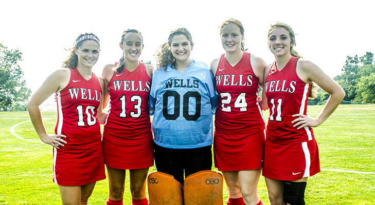 Field Hockey Nets 1-0 Senior Day Victory vs. Oswego St.