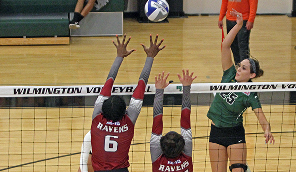 Volleyball Drops a Pair to Wrap Up 2016 Wildcat Regional Invitational