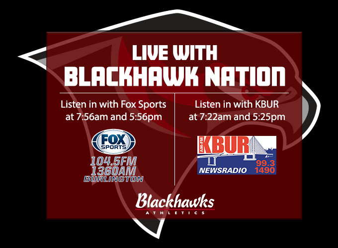SCC Athletics Partners with KBUR and Pritchard Broadcasting