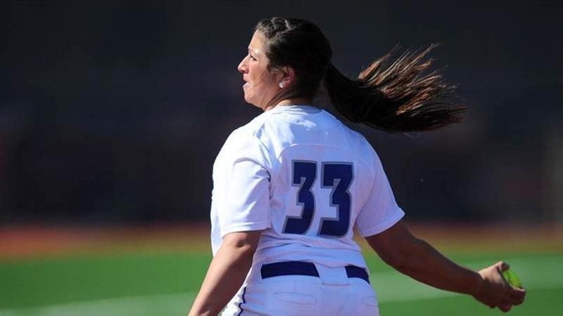 Softball Closes Regular Season with Five-Inning Shutout