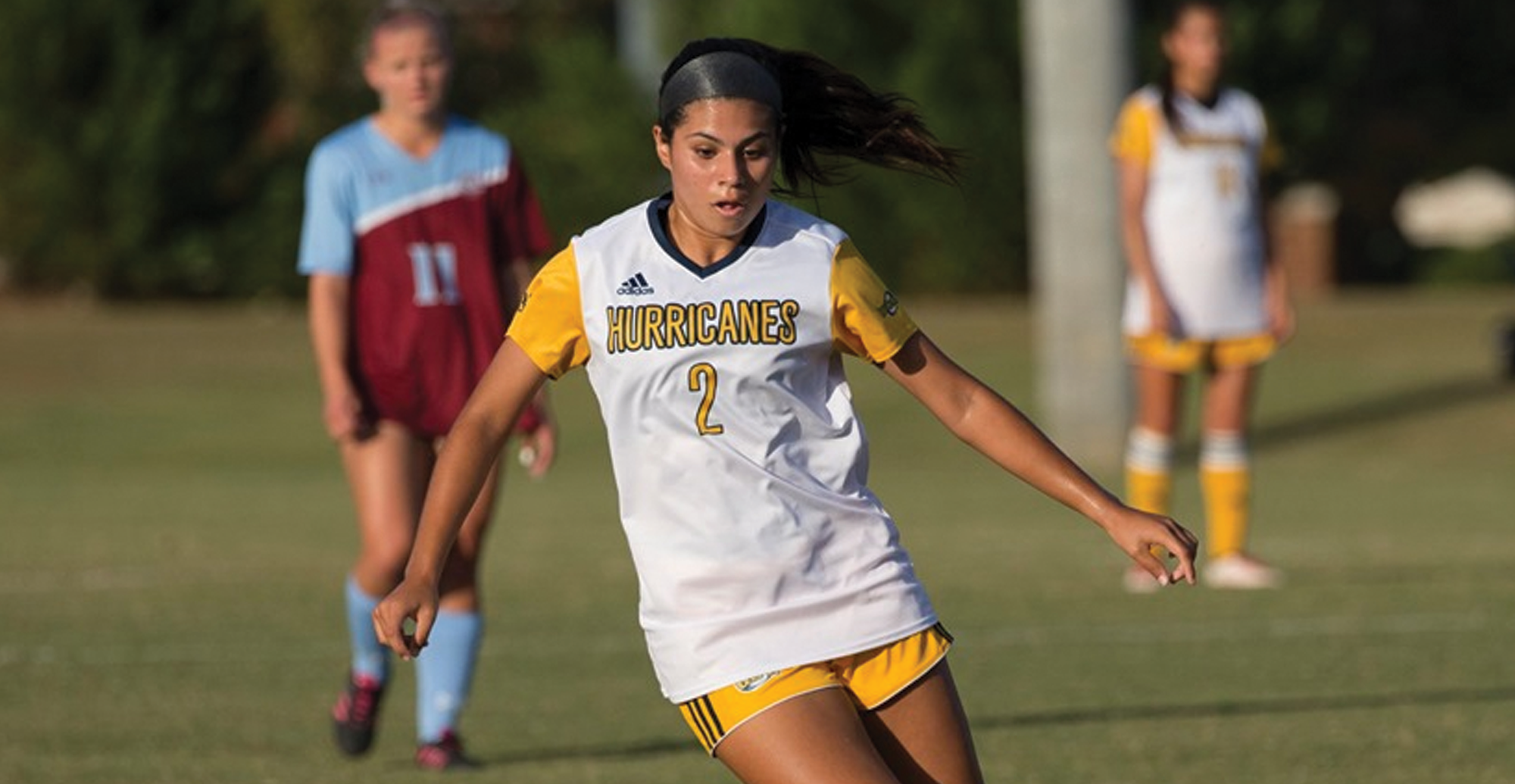 Patriots Blank Lady Hurricanes In PBC Match