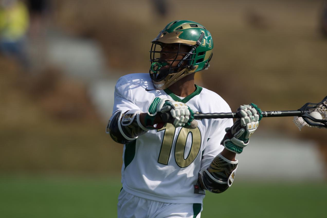 Deaveu Leads Colby Men's Lacrosse to Victory over Husson