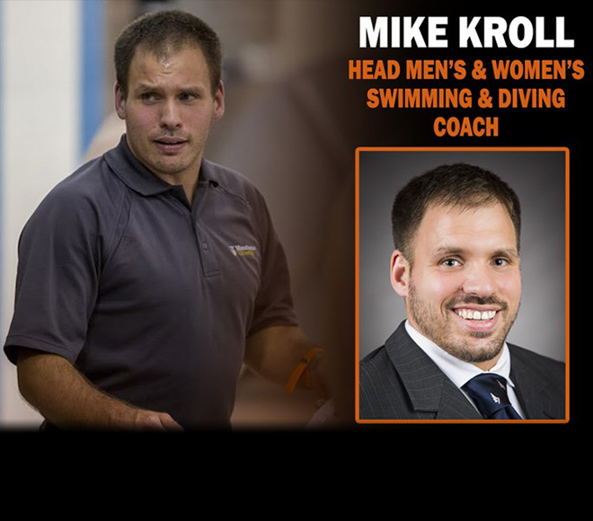 Buffalo State hires Kroll to take reins of swimming and diving program