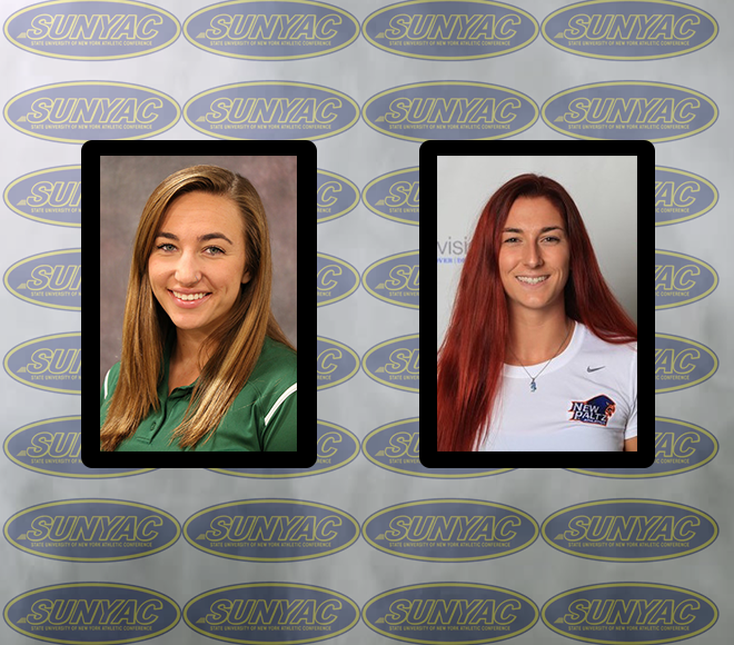 Weekly awards announced for women's swimming and diving