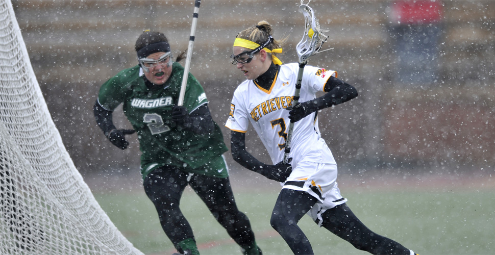 Women's Lacrosse Cruises Past Wagner, 10-5