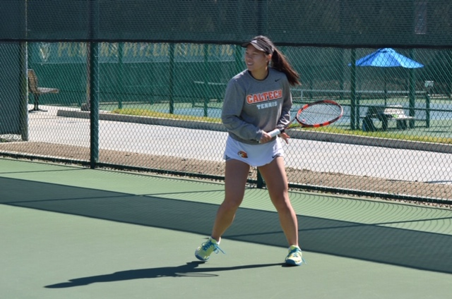 Women's Tennis Takes Two from MIT