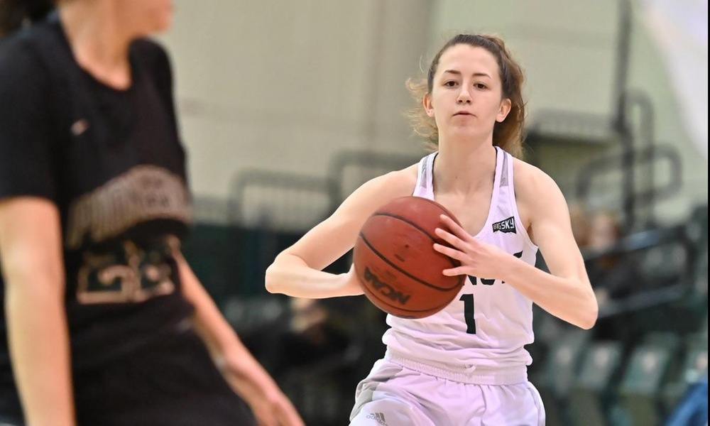 IN NON-CONFERENCE FINALE, WOMEN'S HOOPS ROLLS TO 94-35 WIN OVER PACIFIC UNION