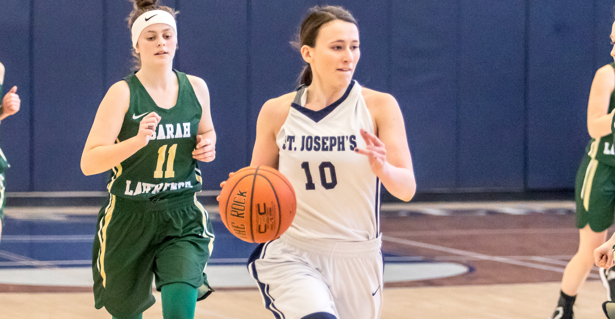 Porcasi's Record-Setting Performance Lifts Women's Basketball Over Sarah Lawrence