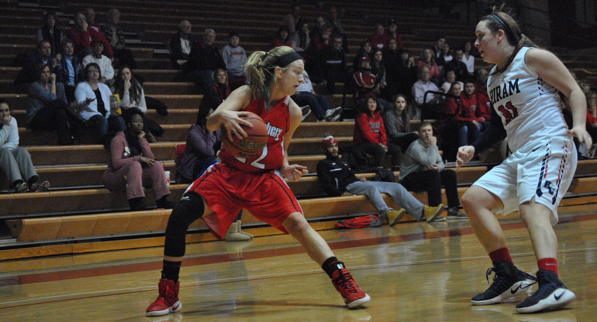 Women's Basketball Drops Home Opener 77-72