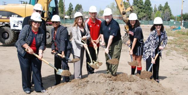 santa ana college breaks ground on new soccer facility santa ana