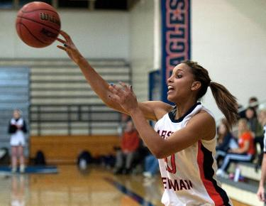 Lady Eagles Host Trojans Wednesday