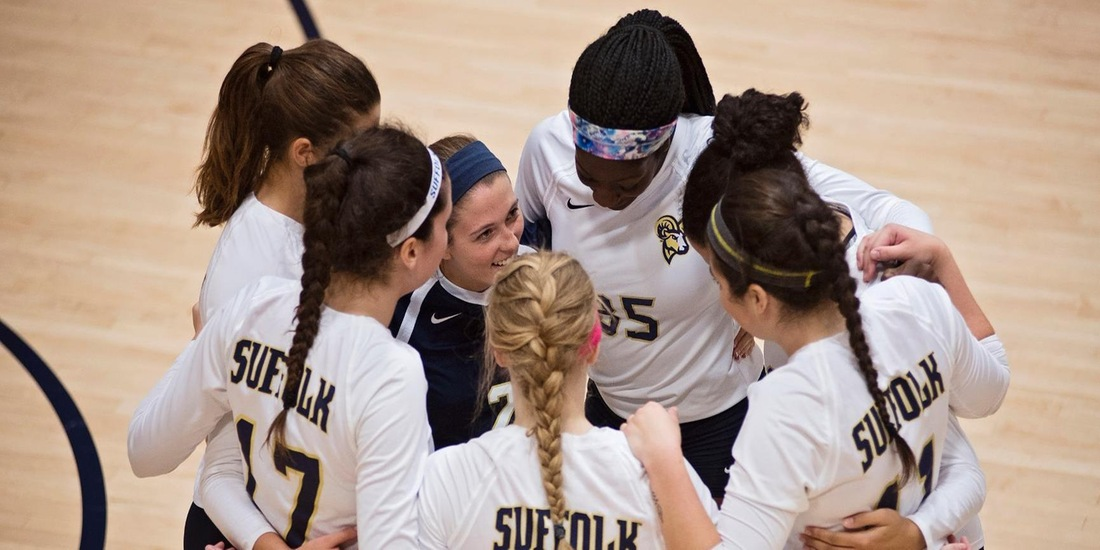 Women's Volleyball Bests Framingham State, 3-1